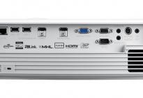Проектор Optoma W512-3