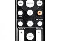 Проектор Optoma ZW500T-5
