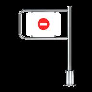 Oxgard К-11-А калитка пружинная, левая 800