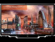 Профессиональный интерактивный LCD дисплей Sharp PN80TH5