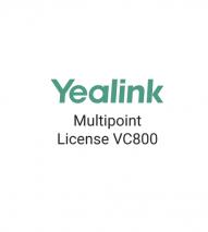 Лицензия активации MCU 8-site для Yealink VC800/VC880 (1-year AMS)